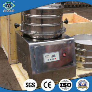 High Quality Test Vibrating Filter Screen Machine pictures & photos