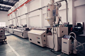 Extrusion Line for Plastic Profile