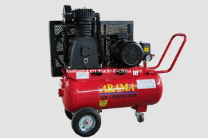 Th-4050t Double Stage Belt Driven Air Compressor 4HP with 50L pictures & photos