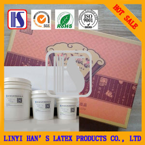 China Supplier White Liquid Adhesive Glue for Laminated Film pictures & photos