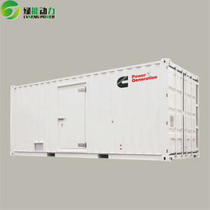 China Brand Natural Gas Generator in Open Type and Close Type pictures & photos