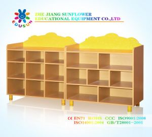Wooden Toy Cupboard, Toys Rack (XYH12139-8) pictures & photos
