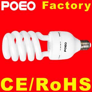 Half Spiral Helix Compact Fluorescent Lamp CFL Energy Saving Lamp