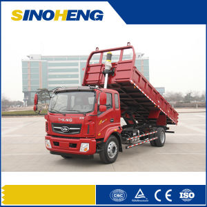 China 2ton 3ton Light Duty Small Dump Truck Tipper Truck pictures & photos