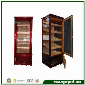 Electronic Cigar Cabinet with Large Capacity pictures & photos
