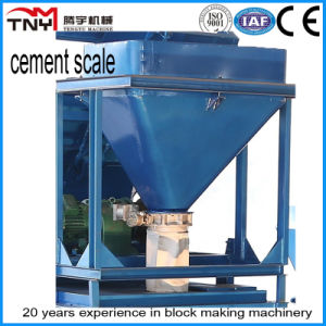 Fully Automatic Brick Machine (cement scale) pictures & photos