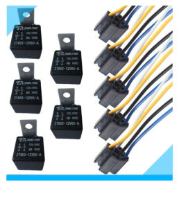 China Manufacturer Auto Relay Wire Harness Automotive pictures & photos