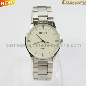 Simple Dial for Men Stainless Steel Watch (SA0812)