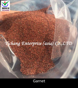 Natural Abrasive Garnet for Sandblasting pictures & photos