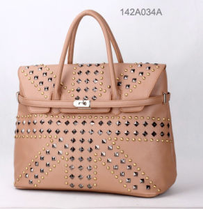 Fashion Lady PU Handbag/Bag (JYB-27085) pictures & photos