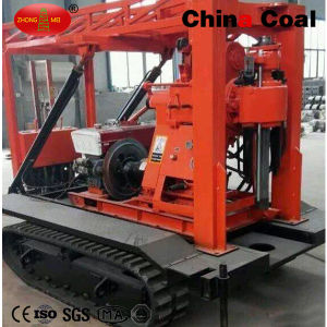 Hydraulic Trailer Mounted Borehole Drilling Rig Machine Price pictures & photos
