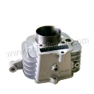 Motorcycle Cylinder Block (Zanella ZB 110) pictures & photos