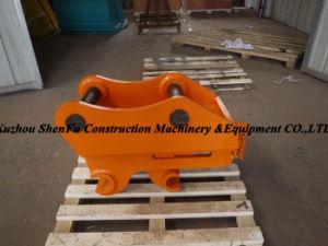 Excavator Manual Quick Coupler/Mechanical Coupler pictures & photos