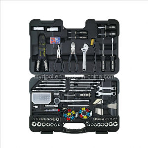 185-Piece Standard (SAE) Mechanic′s Tool Set with Hard Case pictures & photos