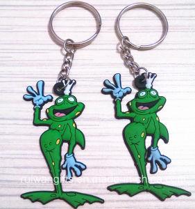 Custom Souvenir PVC Keychain for Promotional pictures & photos