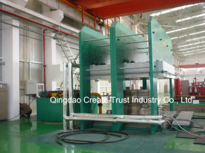 China Top Quality Frame Type Rubber Press (CE/ASME) pictures & photos