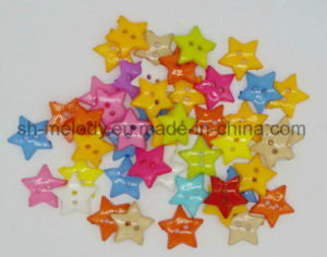 Multicolor Plastic Buttons/Icons for Scrapbooking & DIY Crafts pictures & photos