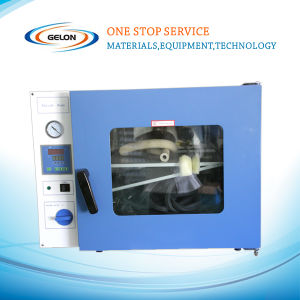 Small Vacuum Oven for Li Ion Battery Laboratory Research pictures & photos