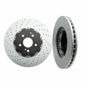171 423 02 12 Rear Brake Disc for Mercedes-Benz pictures & photos