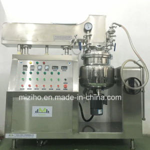 Liquid Paste Heating Mixer Machine pictures & photos