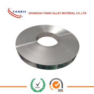 Nickel alloy strip (Cr30Ni70) Electrical resistivity alloy pictures & photos