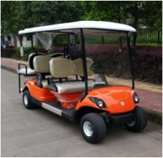 48V 4000W Battery Operated Golf Car pictures & photos