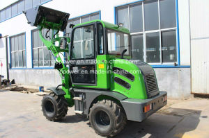 CE Certified 4WD Mini Wheel Loader Zl06 pictures & photos