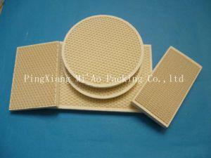 Honeycomb Radiant Cordierite Heating Plate