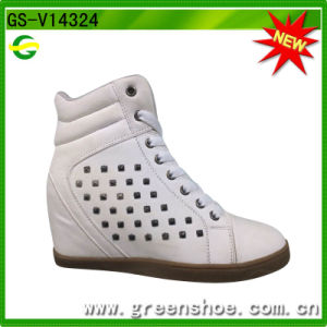 New Arrival Fashion Women Sport Shoes pictures & photos