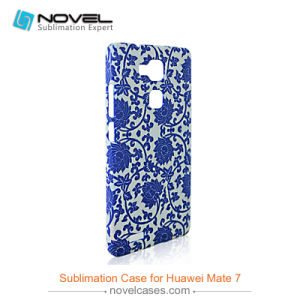 3D Customized Subliamtion Phone Cover/Mobile Phone Cases for Huawei Mate 7