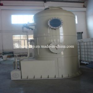 Stainless Steel Odor Control Scrubber Tower for Industry pictures & photos