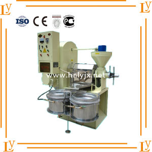 High Perfomance Cold and Hot Amphibious Screw Oil Press Machine pictures & photos