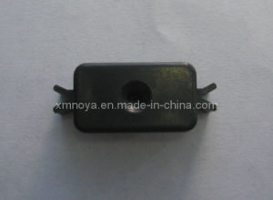 High Density and Strength WPC Decking Plastic Clips pictures & photos