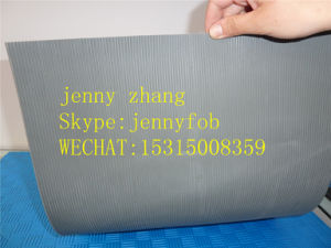 Cloth Insertion Industrial Rubber Sheet, Natural Rubber Roll pictures & photos