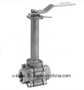 Stainless Steel Cryogenic Ball Valve pictures & photos