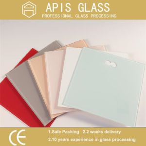 3-12mm Silk-Screen Printing Glass / Stained/Decorative/Colored Glass/ Ceramic Fritted Painting Toughened Glass pictures & photos