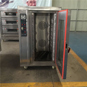 Stainless Steel Air Circulation Convection Oven with Steam pictures & photos