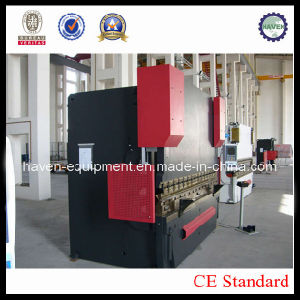 CNC bending machine sheet plate bender pictures & photos