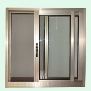 Good Quality Tempered Glass Aluminium Window, Sliding Window, Window K01178 pictures & photos