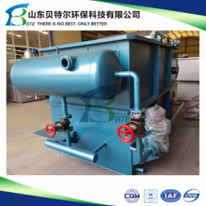 Dissolved Air Floatation Machine to Treat Industrial Wastewater pictures & photos
