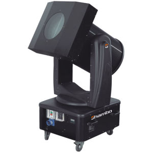 Changing Color Moving Head Sky Search Light