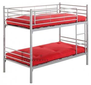 Modern School Furniture Bedroom Dormitory Room Furniture Metal Bunk Bed pictures & photos
