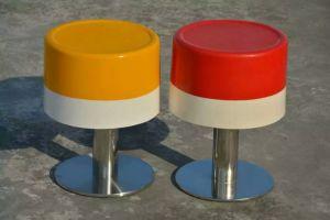 Orange Color Bar Chair Bar Stool (FY08) pictures & photos
