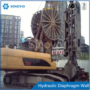 TG26 Hydraulic Diaphragm Wall Grab pictures & photos