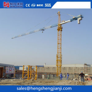 Hydraulic Crane Qtz4810 Made in China by Hsjj pictures & photos