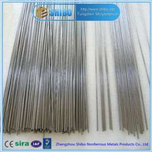 Factory Direct Supply High Purity 99.95% Molybdenum Rod with Outstanding Quality pictures & photos