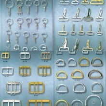 Wire Buckles - D Ring O Ring Key Chain pictures & photos