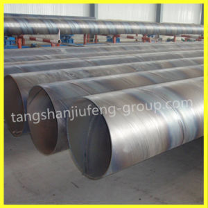 Large Diameter API 5L Gr. B Spiral Welded Carbon Steel SSAW Pipe pictures & photos