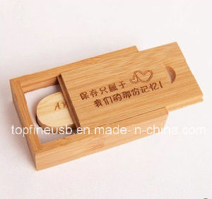 Wooden USB Pendrive with Customer Logo Bulk Cheap USB Flash Memory pictures & photos