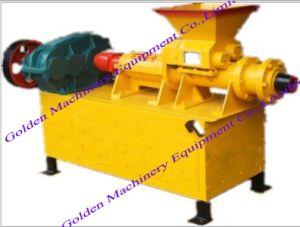 China Coal Charcoal Powder Dust Briquette Stick Extruding Press Machine pictures & photos
